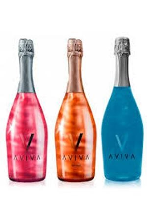 Aviva Pink Gold 75cl.