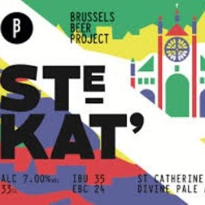 Brussels Beer Project Ste Kat' 33cl.