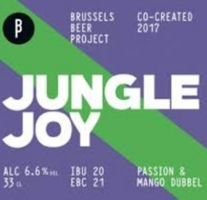 Brussels Beer Project Jungle Joy 33cl.