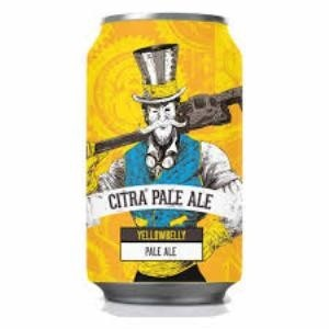 YellowBelly Citra Pale Ale BLIK/CAN 33cl.