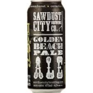 Sawdust City Brewing CO. Golden Beach Pale Ale BLIK/CAN 473ml