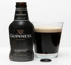Guinness Draught fles 33cl