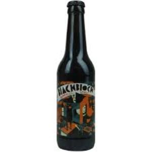 Cerveses La Pirata Black Block Imperial Stout Bourbon BA 33cl.