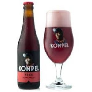Kompel Kriek 33cl.