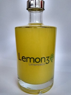 Lemon3 Limoncello 50cl