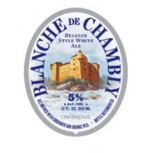 Unibroue Blanche de Chambly 34cl.