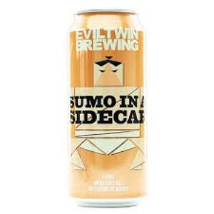 Evil Twin Brewing Sumo in a Sidevar BLIK/CAN 56cl.