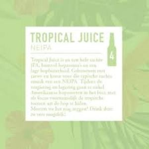 Dutch Bargain Tropical Juice NEIPA 33cl.