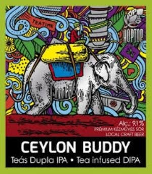 HopTop Brewery Ceylon Buddy 33cl.