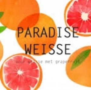 Lux Brewery Paradise Weisse 33cl.