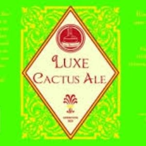 Lux Brewery Luxe Cactus Ale 33cl.